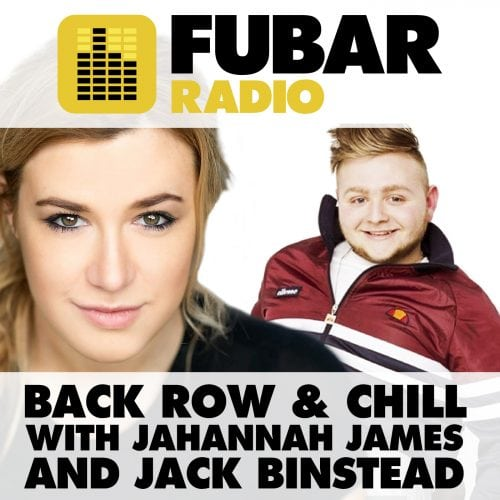 Back Row and Chill - Episode 4