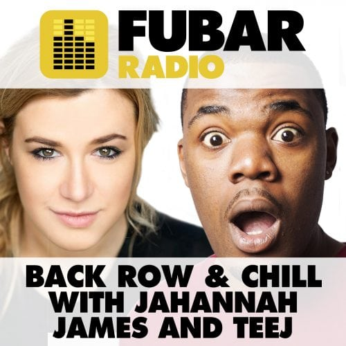 Back Row and Chill - Episode 20