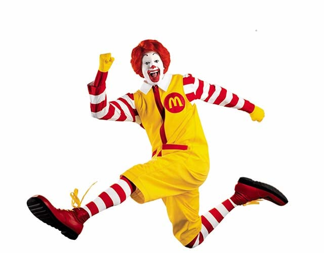 ronald-website