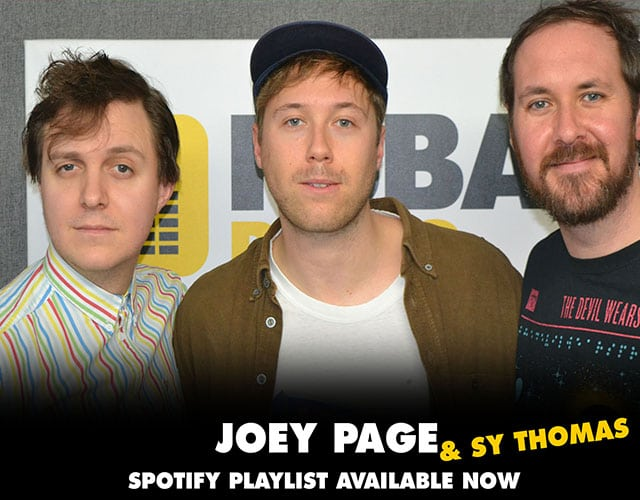 Joey Page Spotify 1