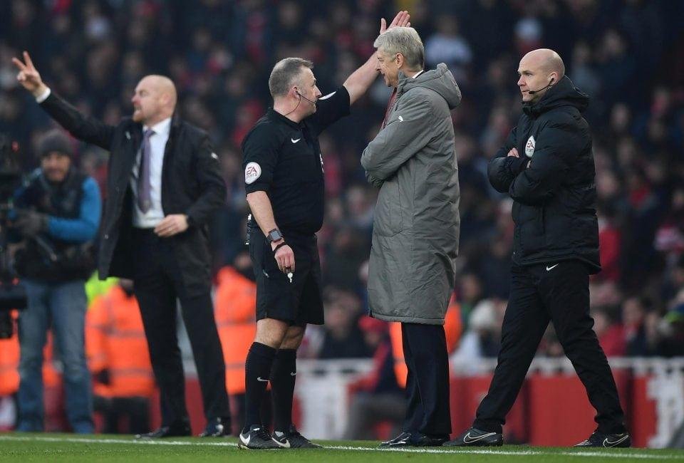 Wenger push