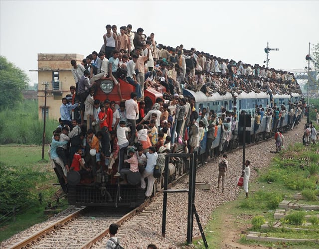 chinese train featured real