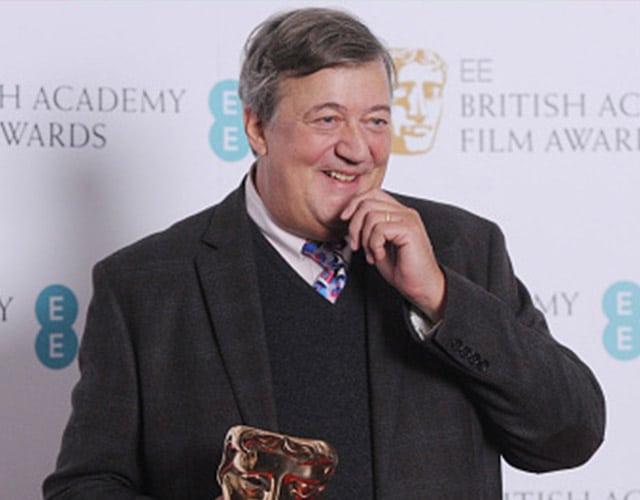 Stephen Fry BAFTA