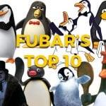 Top 10 Penguins
