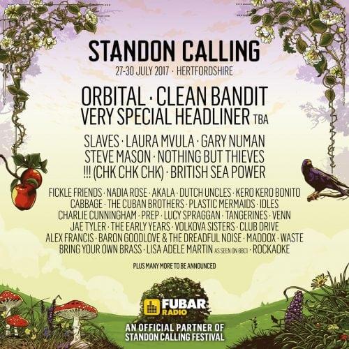 Standon Calling!