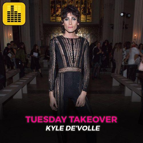 Kyle De'Volle Takeover