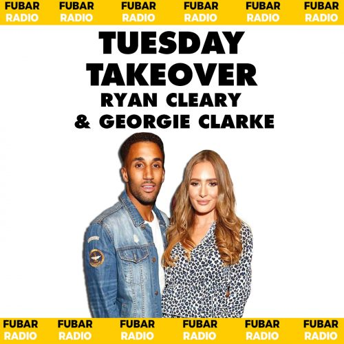 Ryan Cleary and Georgie Clarke Takeover