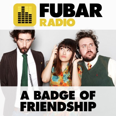 A Badge of Friendship