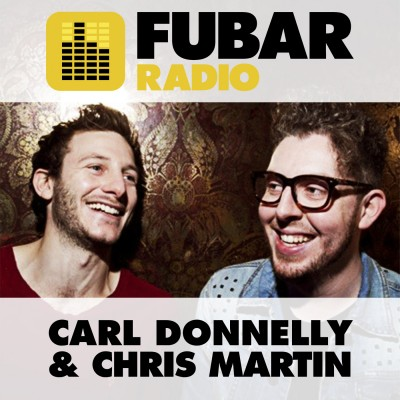 Carl Donnelly and Chris Martin
