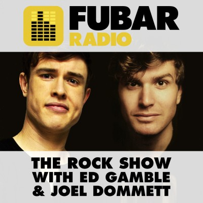 The Rock Show with Ed Gamble and Joel Dommett