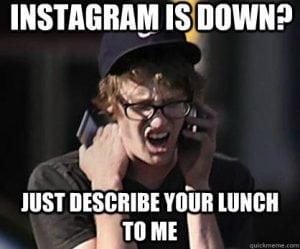 instagram lunch]