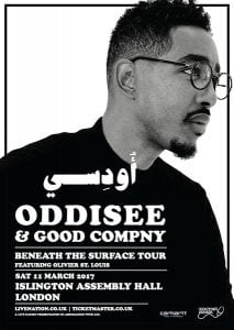 Oddisee & good comapny