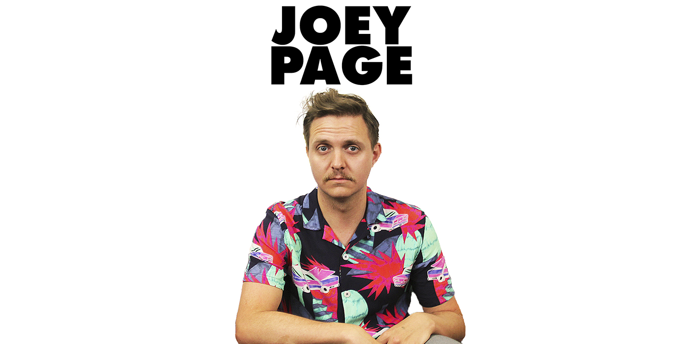 Joey Page