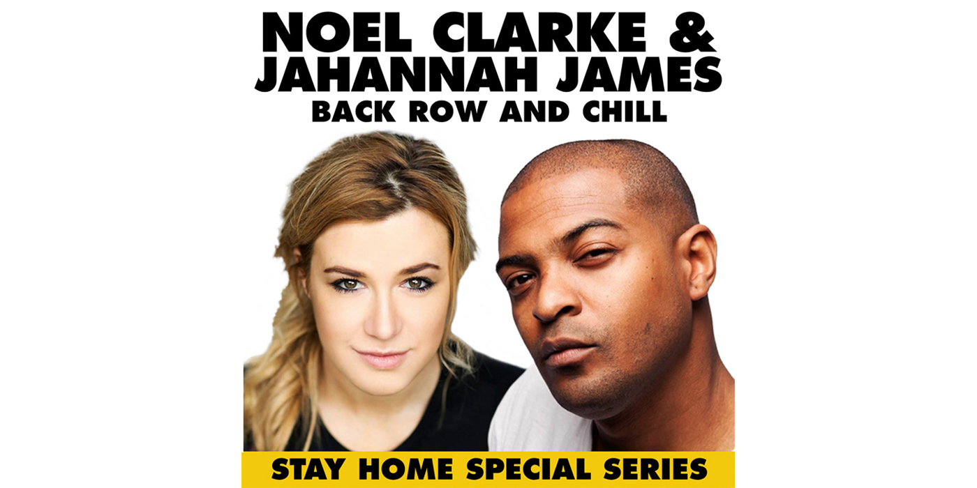 Back Row and Chill Stay Home Special