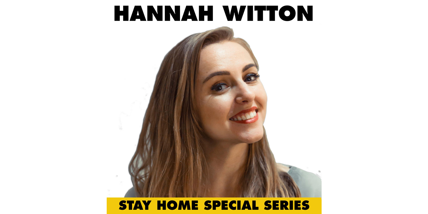 Hannah Witton s Stay Home Special