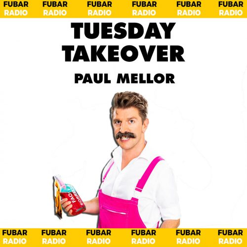 Paul Mellor's Takeover